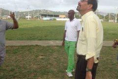Cricket! CBTT vs Insurance Industry 2014