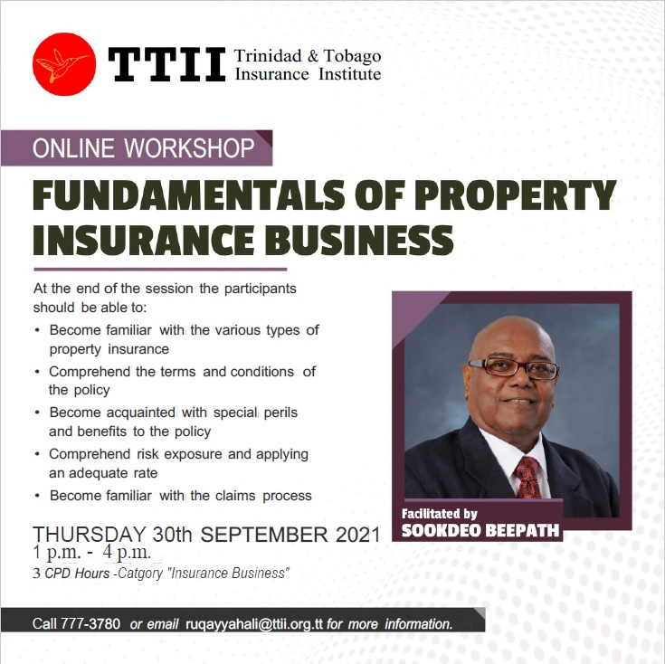 Fundamentals of Property Insurance Business