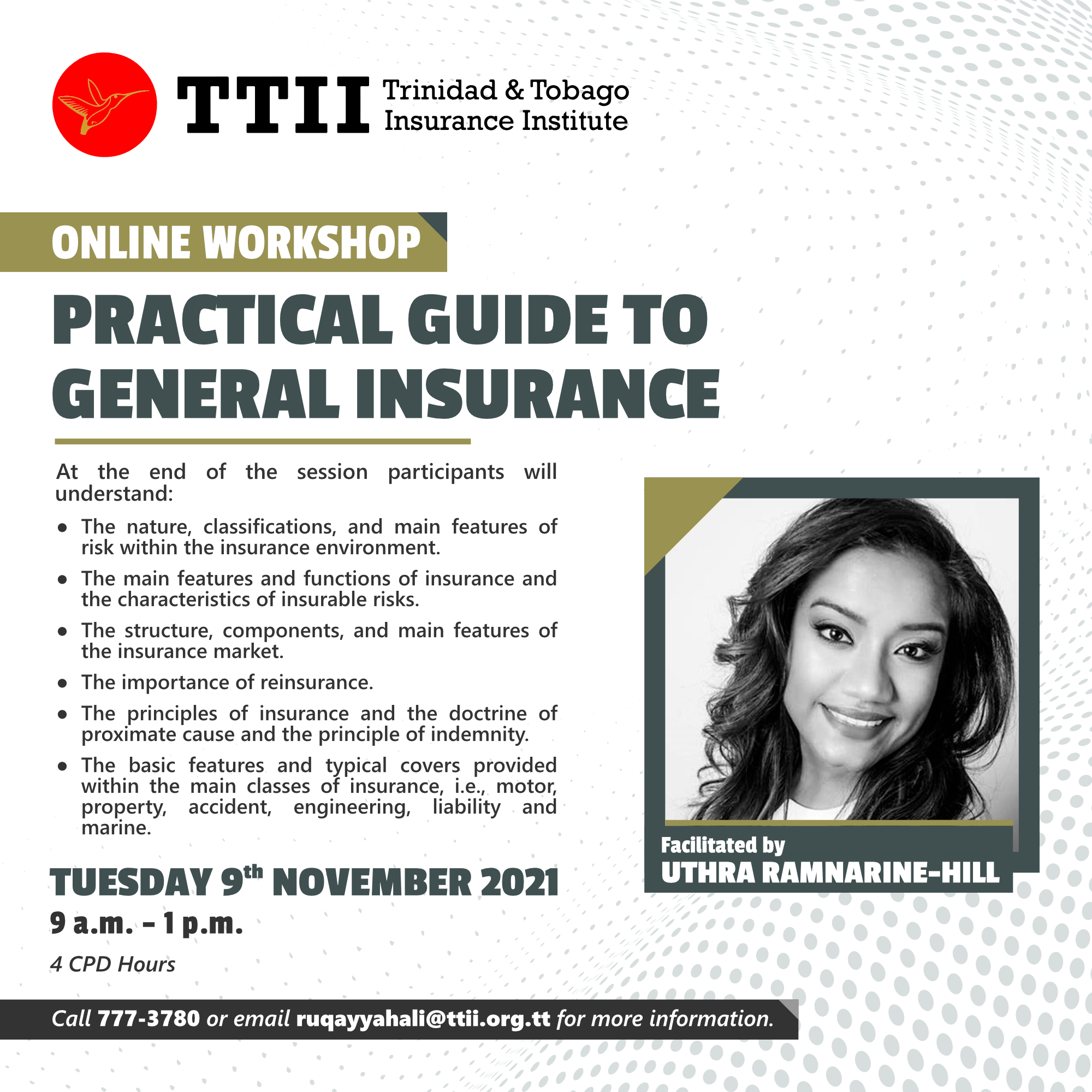 Practical Guide to General Insurance (Repeat)