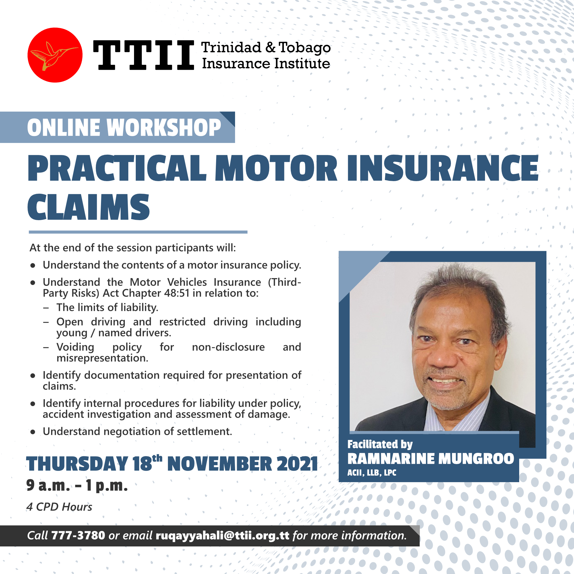 Practical Motor Insurance Claims